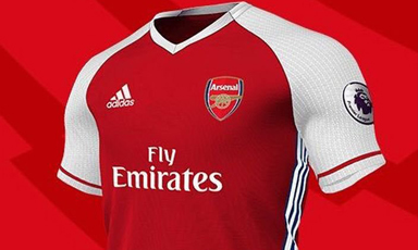 camiseta arsenal barata