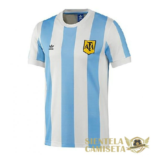 argentina 1978 camiseta retro local