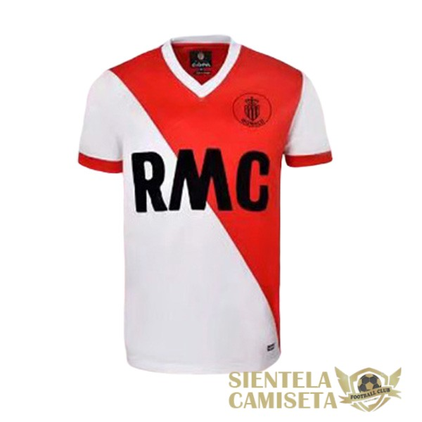 as monaco retro primera 1977 1982 camiseta