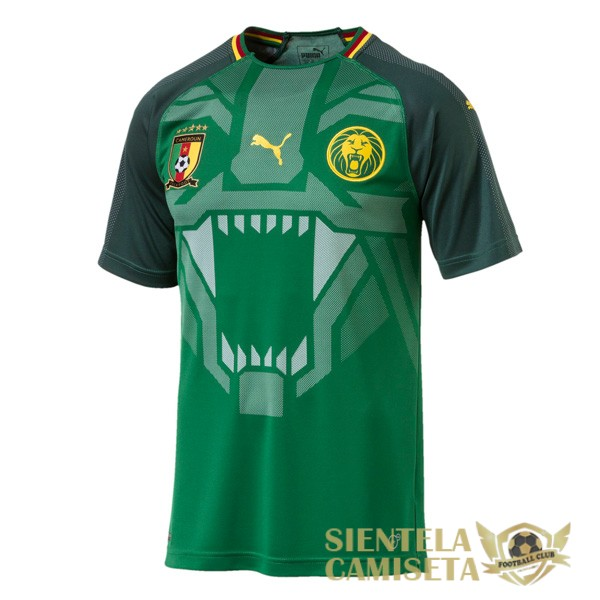 camerun 18 camiseta local