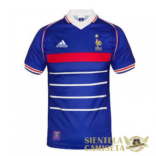 francia 1998 camiseta retro local