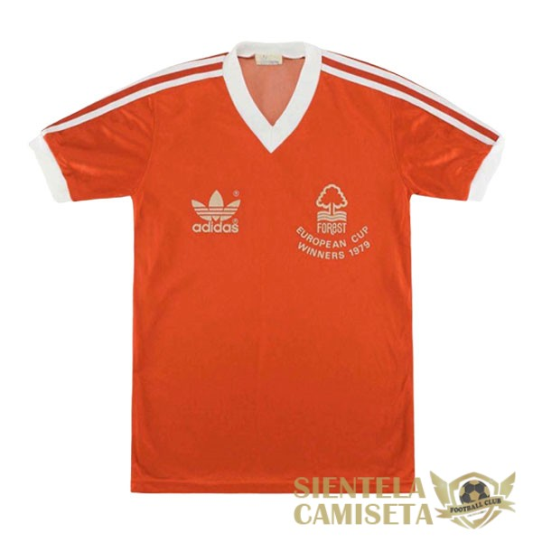 nottingham forest retro primera 1978 1979 camiseta