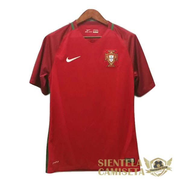portugal retro primera 2016 camiseta