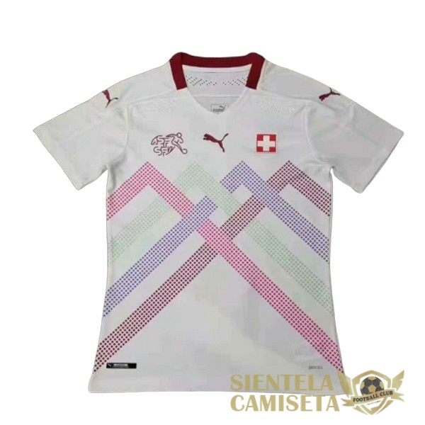 suiza segunda version player 2020 camiseta